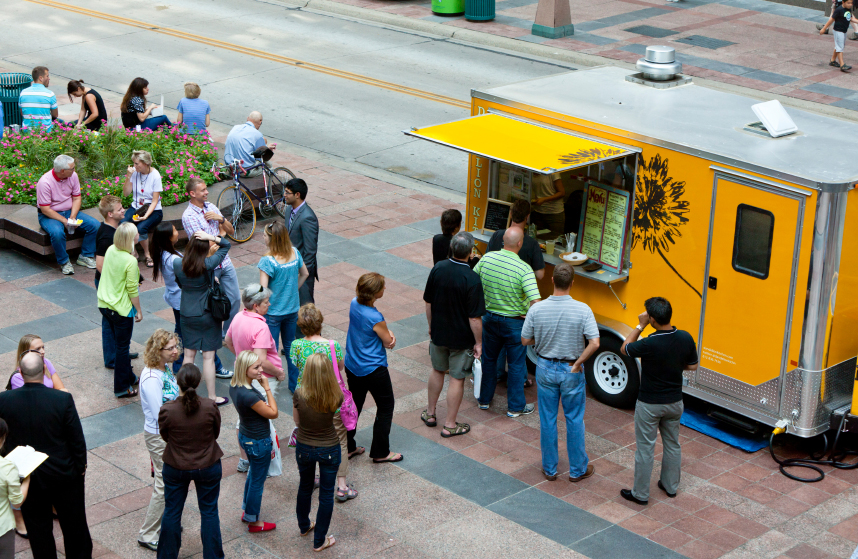 Waukesha, WI.  Food Cart Insurance