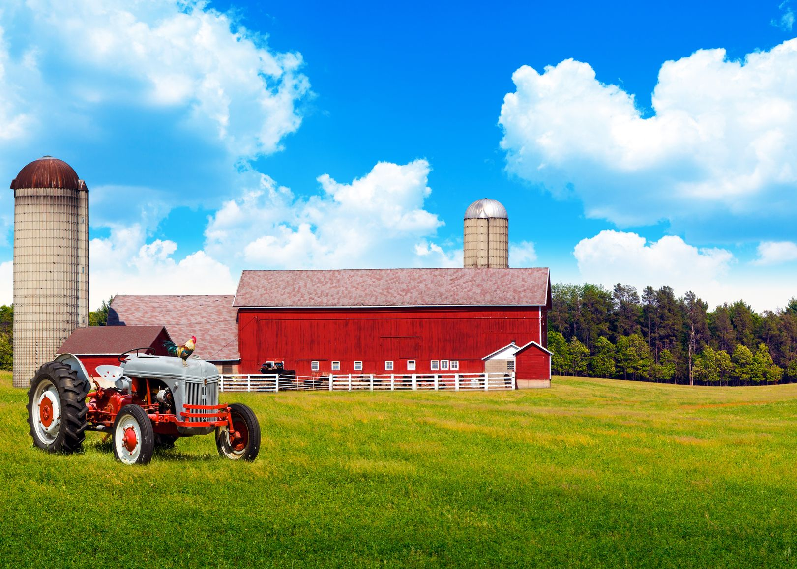 Waukesha, WI.  Farm & Ranch Insurance